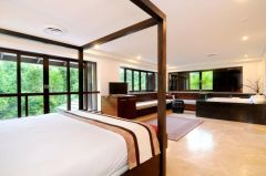 Villa 308 Sea Temple Port Douglas - Master Suite with Spa Bath