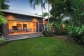 Media Room opens out to the tropical gardens -  Port Douglas Holiday House
