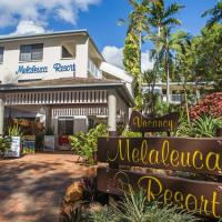 Melaleuca Resort Palm Cove - located on Palm Cove Esplanade