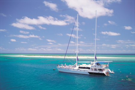 Michaelmas Sand Cay Cairns - A Snorkelers Paradise