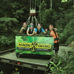 Minjin Swing Cairns Queensland Australia