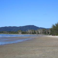 Thornton Beach | Minutes Away From Heritage Lodge | Overnight Daintree Accommodation Option
