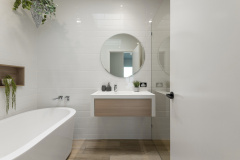 Modern Bathroom facilities in this stylish Port Douglas Holiday Home
