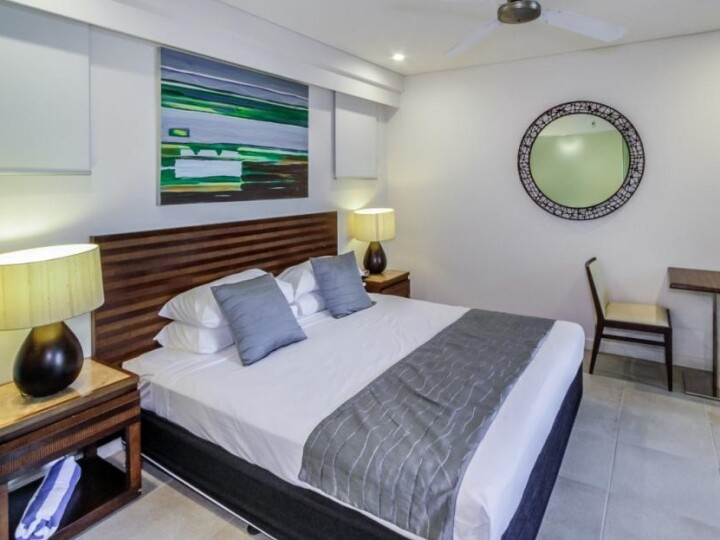 Modern Hotel Spa Rooms and holiday apartments | Port Douglas Accommodation - Private Apartments within Sea Temple Port Douglas