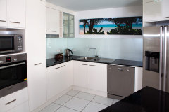 Modern Kitchen facilities -  Cairns Luxury Apartments