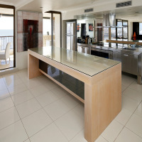 Modern Kitchen Facilities in your private Cairns holiday apartment - Aquarius #59