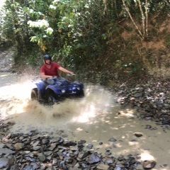 Morning or Afternoon Rainforest ATV Tour