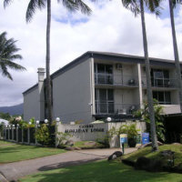 Motel Cairns-Exterior of Cairns Holiday Lodge, located close to Cairns Airport