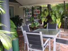 Motel in Cairns Reception