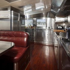 Private Charter Boat | Galley