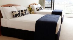 Mountain View Room - Queen Bed or 2 Double Beds