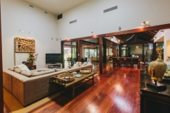 Multiple Indoor Living Areas - Port Douglas Holiday Home