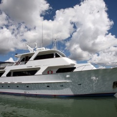 Great Barrier Reef Luxury Private Charter Boat