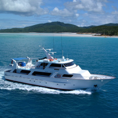 Cairns Luxury Private Charter Boat | Available For Full Day, Overnight Or Extended Private Charter