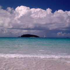 Whitsundays Luxury Private Charter Yacht | Destination Whitehaven Beach