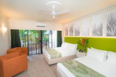 New Superior Room - Cairns Colonial Club Resort