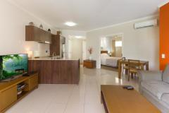 Nice clean and roomy apartments in Amphora Resort Palm Cove