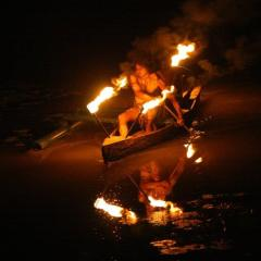 Night Fire Canoes Aboriginal Cultural Dinner Show