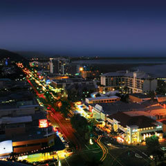 Nightlife in Cairns City