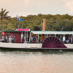 North Queensland 1 or 2 Hours Private River Cruise On Port Douglas Inlet | Perfect for Functions | Up To 60 Guests