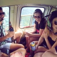 North Queensland Helicopter Pub Crawl