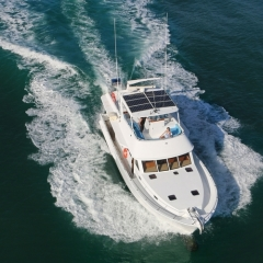 North Queensland Private Charter Boat MV-MON