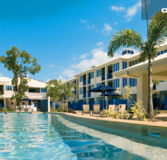 Oaks Lagoon Port Douglas Holiday Apartments