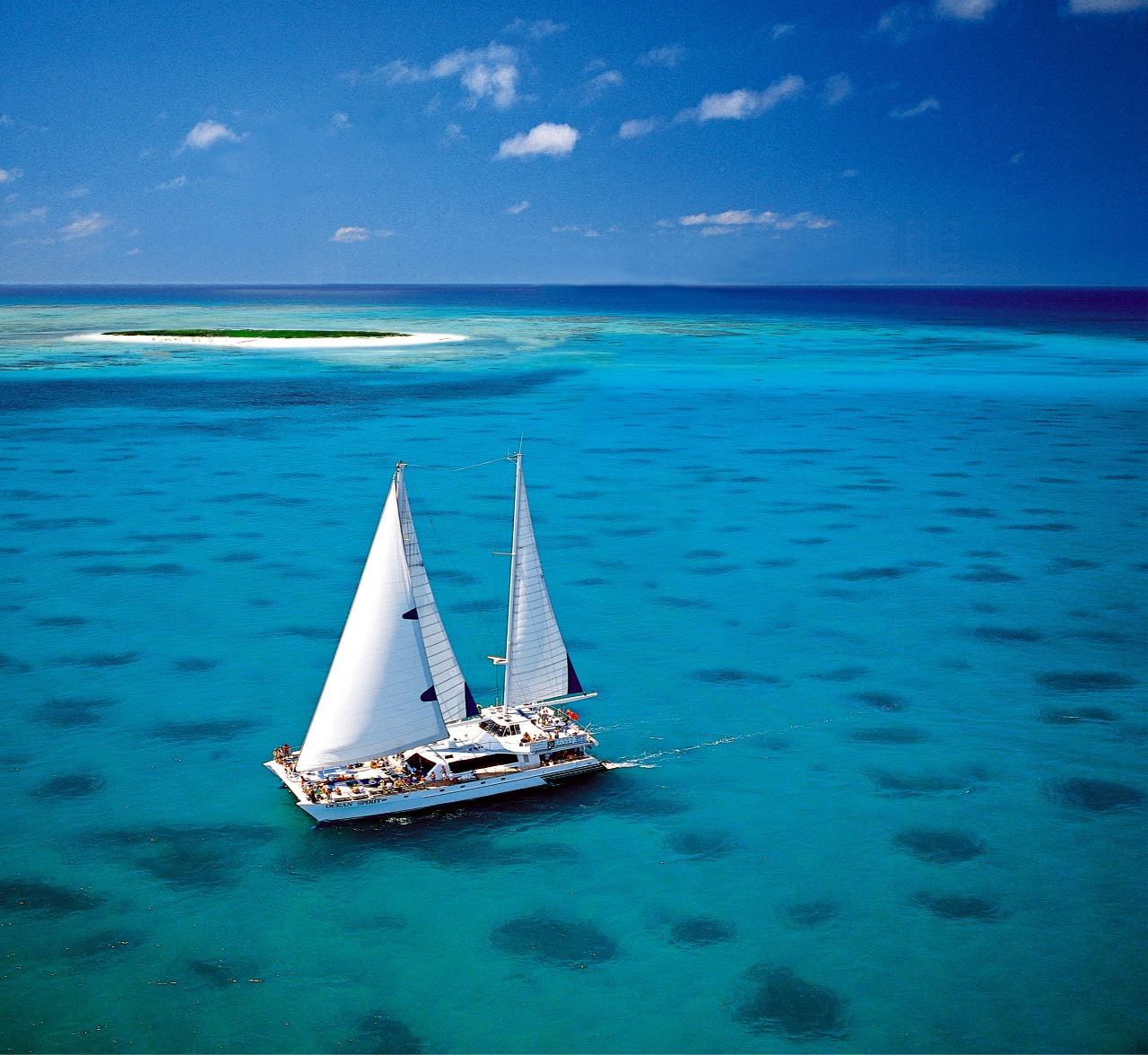 Hamilton Island Day Trip Cairns