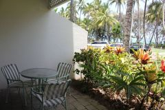 Oceanview Apartment Terrace - Beachfront Terraces Port Douglas