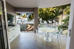Palm Cove Accommodation - Ocean View Balcony - On The Beach Luxury Holiday Apartment Palm Cove