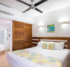 Ocean View Suite - Port Douglas Adults Only Accommodation