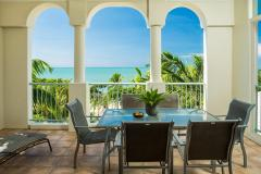 Ocean Views from the Balcony of your Holiday Apartment at Sea Change Beachfront Apartments