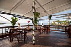 On The Inlet Port Douglas Restaurant | Come And Meet George The Groper