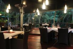 On The Turps Restaurant At The Heritage Lodges And Spa Daintree