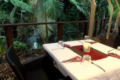 On The Turps Restaurant Overlooking Cooper Creek | The Heritage Lodges And Spa Daintree