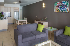 One and Two Bedroom (Dual Key Apartments) - Park Regis City Quays Cairns
