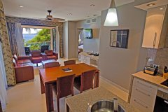 One Bedroom Suite Bedroom at Fitzroy Island Resort | Cairns Island Resorts