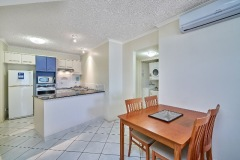 One Bedroom Self Contained Apartments on Cairns Esplanade