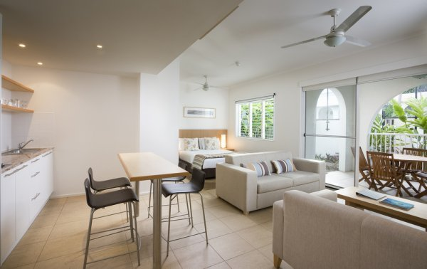 1 Bedroom Studio at Mantra Portsea Port Douglas
