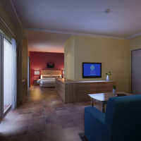 Cairns accommodation - One Bedroom Suite at Coral Tree Inn Cairns