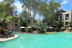 One of three Swimming Pools | Palm Cove Beach Accommodation