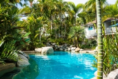 One of Two Swimming Pools | Reef Resort Villas Port Douglas