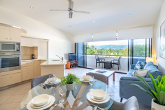 One or Two Bedroom Luxury Apartment - Saltwater Luxury Apartments Port Douglas