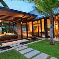 Open plan luxury pavilion style resort accommodation | Luxury Port Douglas Resort