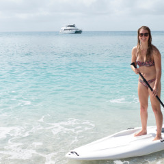 Optional Extra On Frankland Island Stand Up Paddle Boards (SUP)
