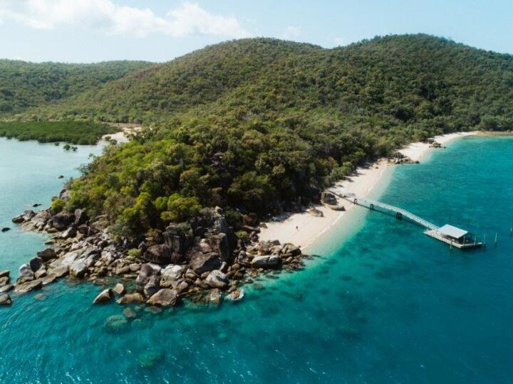 Orpheus Island Resort, Great Barrier Reef