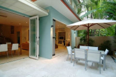 Private Outdoor Area with Plunge Pool - Port Douglas luxury Villa style accommodation