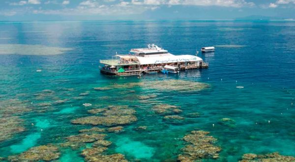 Outer Reef Pontoon - Reef and Ballooning Package