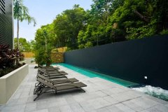 Outside Swimming Pool and lap pool with Spa - The perfect adults getaway - Port Douglas