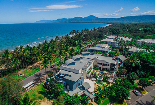 Overlooking Four Mile Beach - Peninsula Boutique Holiday Apartments is the ideal Port Douglas Holiday Accommodation for Couples